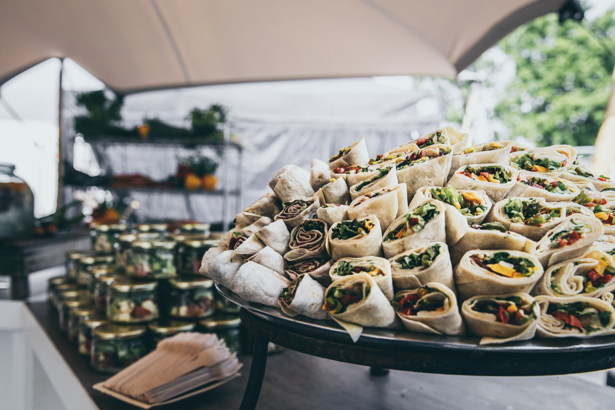 hofmans, catering, events,