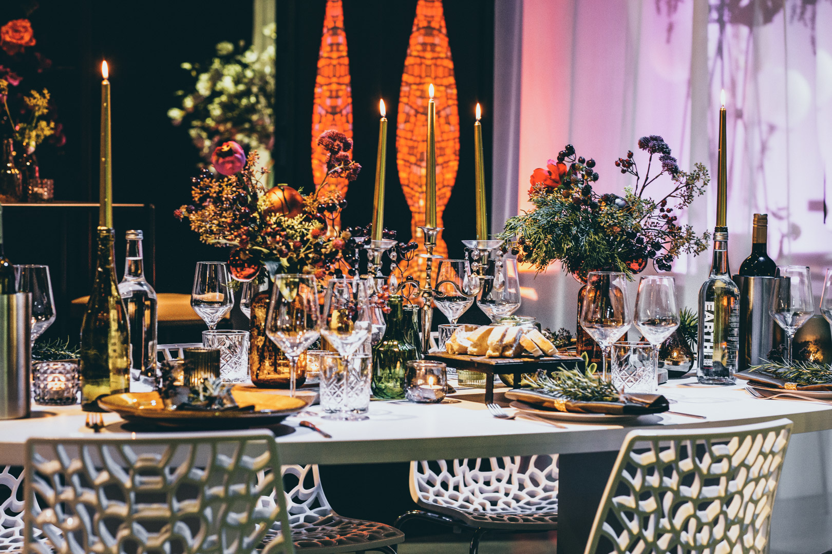 Hofmans Events - Kerstmenu vijf gangen