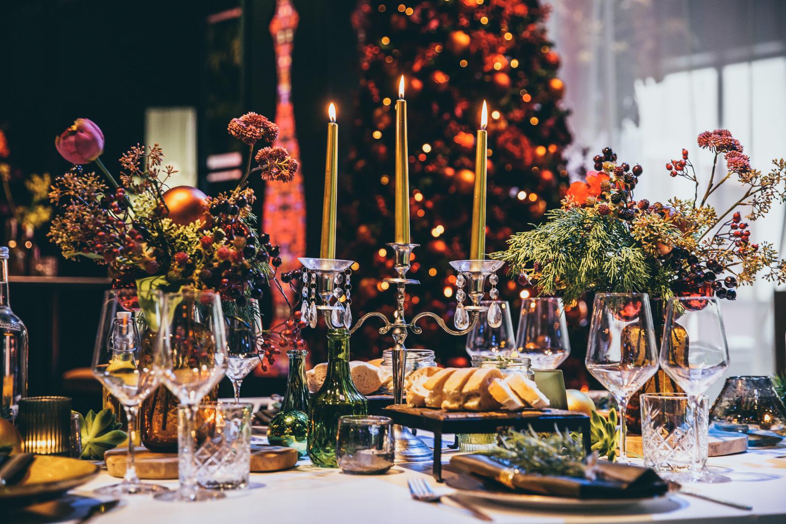 Hofmans Events kerstdiner